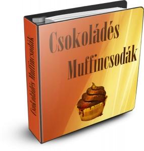 Csokoládés Muffincsodák