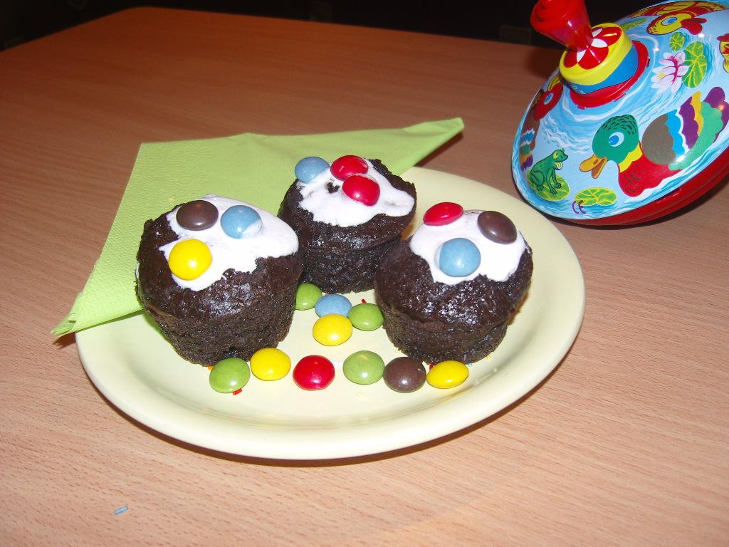 smarties_muffin
