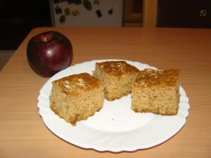 almás kevert sütemény recept