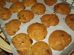 Amerikai csokis keksz receptje