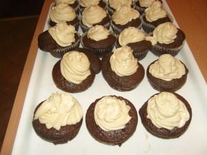 Cupcake őrület: Cappuchino krémes muffin recept