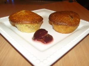 Különleges muffin receptek: Szilvás túrós muffin