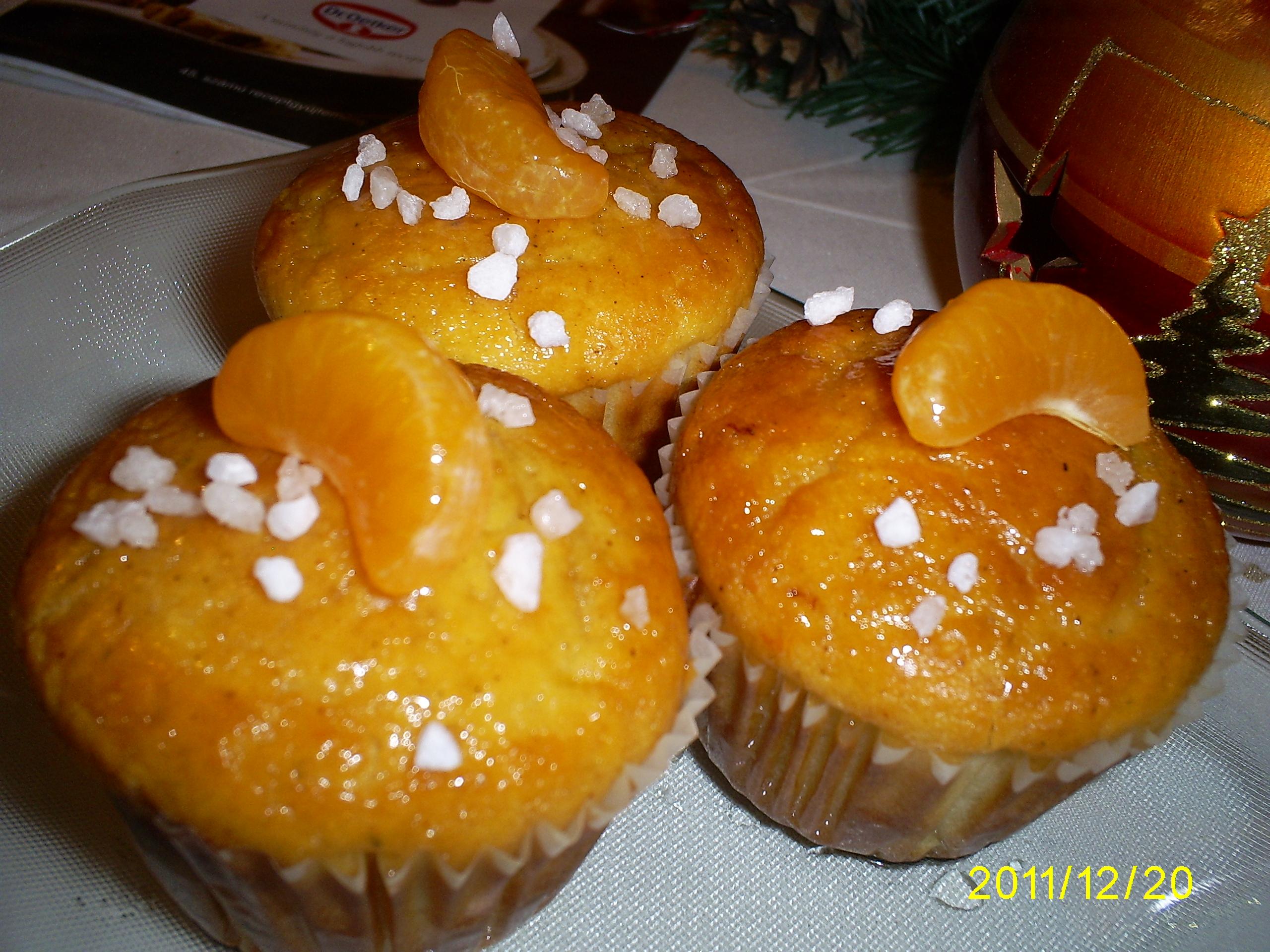 citrus muffin