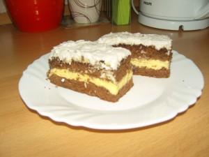 Kókuszos habos sütemény