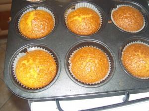 Cupcake tésztája
