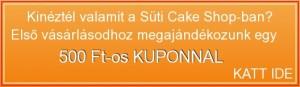 Süti Cake Shop KUPON